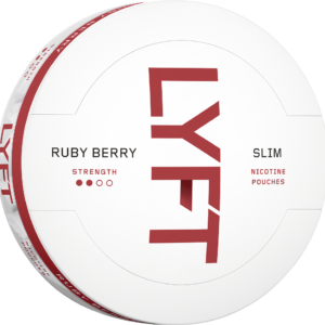 lyft Snus Lyft Ruby Berry