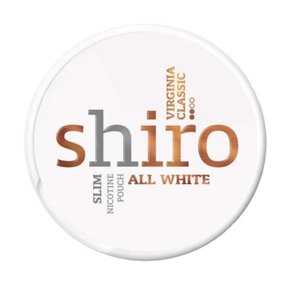 SHIRO Snus Shiro Virginia Classic