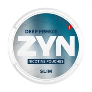 ZYN Snus ZYN Deep Freeze