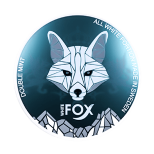 WHITE FOX Snus White Fox Double Mint